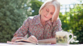 OlderWomanSenior-woman-journal-iStock-104821813
